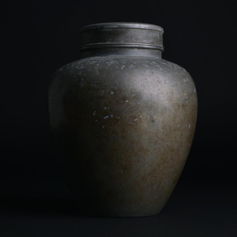 時代古錫茶壺